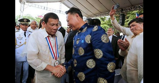President Duterte Hoping And Praying That China Stays True To Its Word About WPS