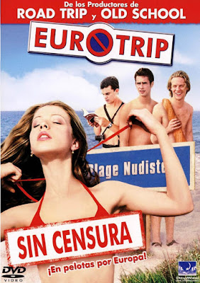 EuroTrip 2004 DVD R1 NTSC Latino