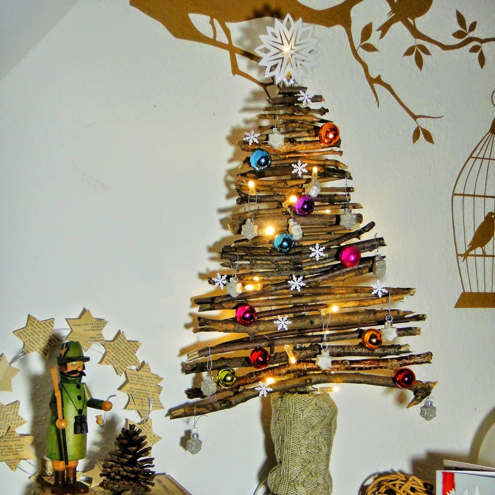 ines felix kreatives zum nachmachen weihnachtsbaum aus sten einfach s