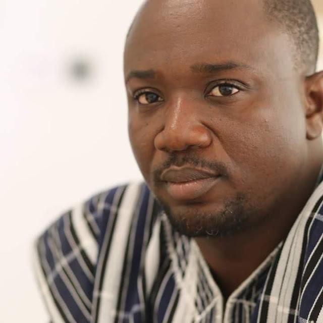 Kofi Nyameba Edem. Nigerian news, Ghanian news hero