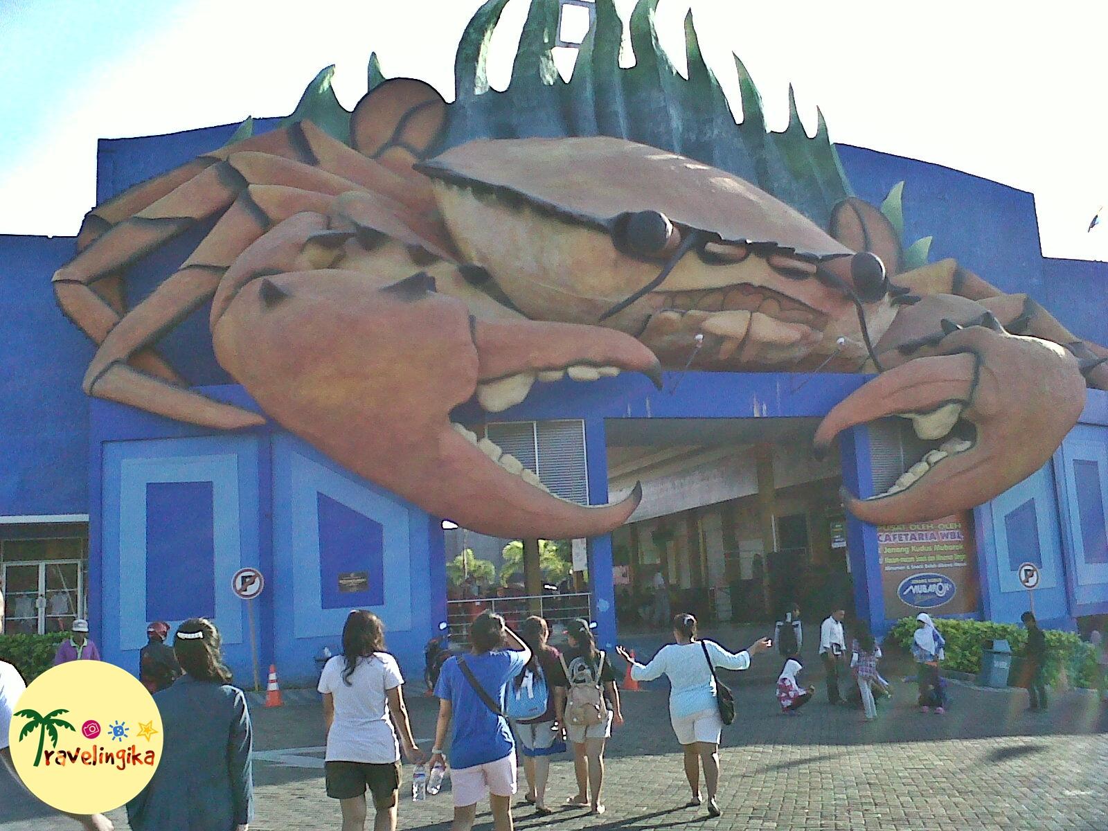 Wbl Dan Maharani Zoo Lamongan Theme Park Super Seru Di Area