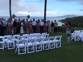 Larry LaSota Kauai Wedding Officiant The Westin Princeville