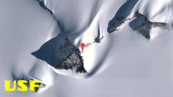 Pyramids have been found in Antarctica.
