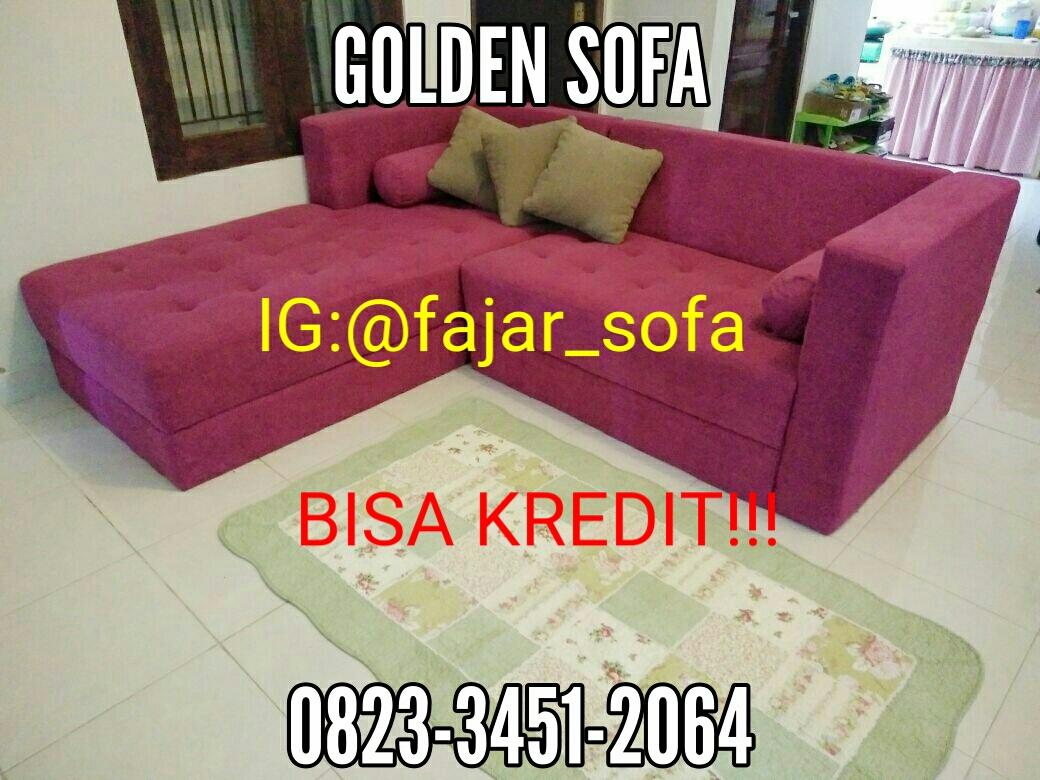 Jual Sofa Kredit Tanpa Bunga Di Golden Sofa Pabrik Sofa Jogja