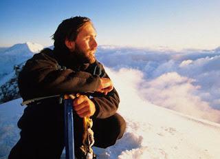 Erik Weihenmayer, un montañista con afan de superación