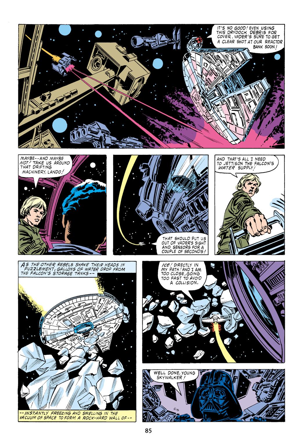 Read online Star Wars Omnibus comic -  Issue # Vol. 16 - 85