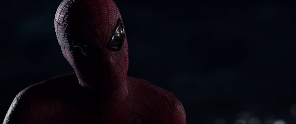 Screen Shot Of Hollywood Movie The Amazing Spider-Man (2012) In Hindi English Full Movie Free Download And Watch Online at worldfree4u.com