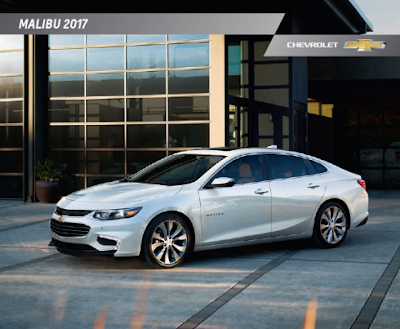 Downloadable 2017 Chevrolet Malibu Brochure