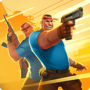 Gods of Boom - Online Shooter - VER. 18.0.150 (Unlimited Ammo - No Reload) MOD APK