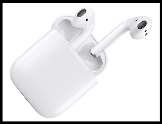 Apple's iPhone Airpods