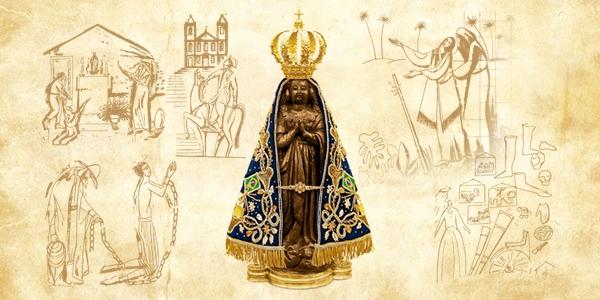 Nossa Senhora Aparecida Mãe Da Família Brasileira: Paróquia De Sant'Ana Bom Jardim