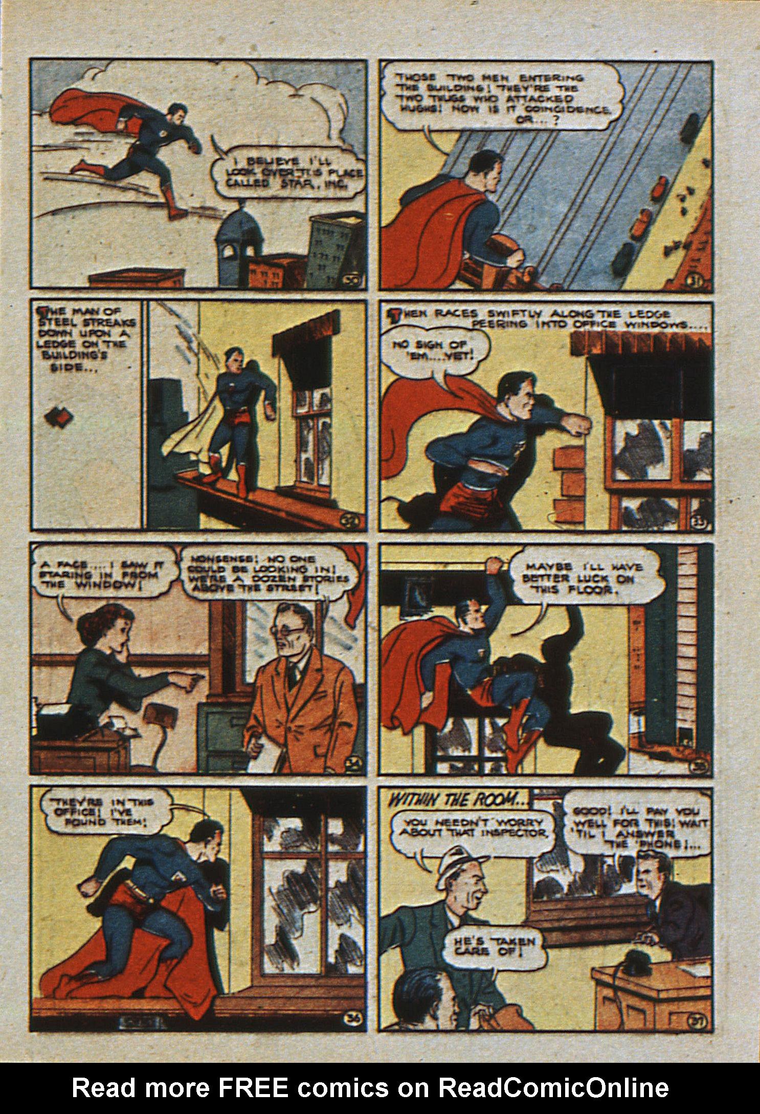 Action Comics (1938) 14 Page 7