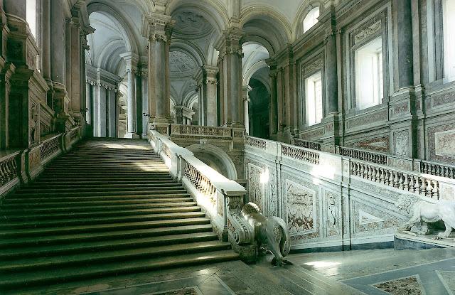 Palácio de Caserta - Itália