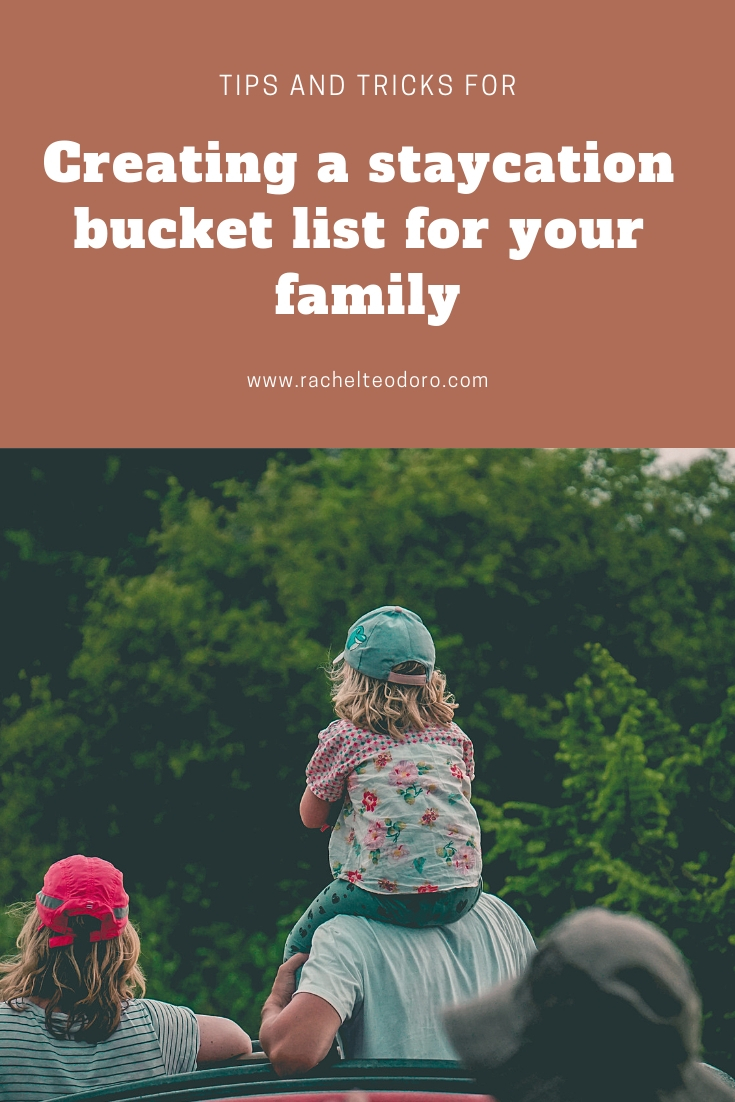 creating a vacation for your family on a budget