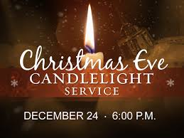 Nondenominational Church Candlelight Service Granbury tx