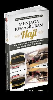 Menjaga Kemabruran Haji | TOKO BUKU ONLINE SURABAYA