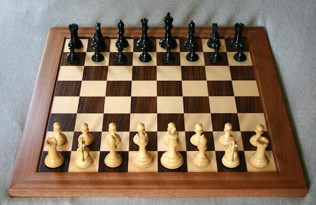 ماهو الشطرنج و مما يتكون  ؟؟