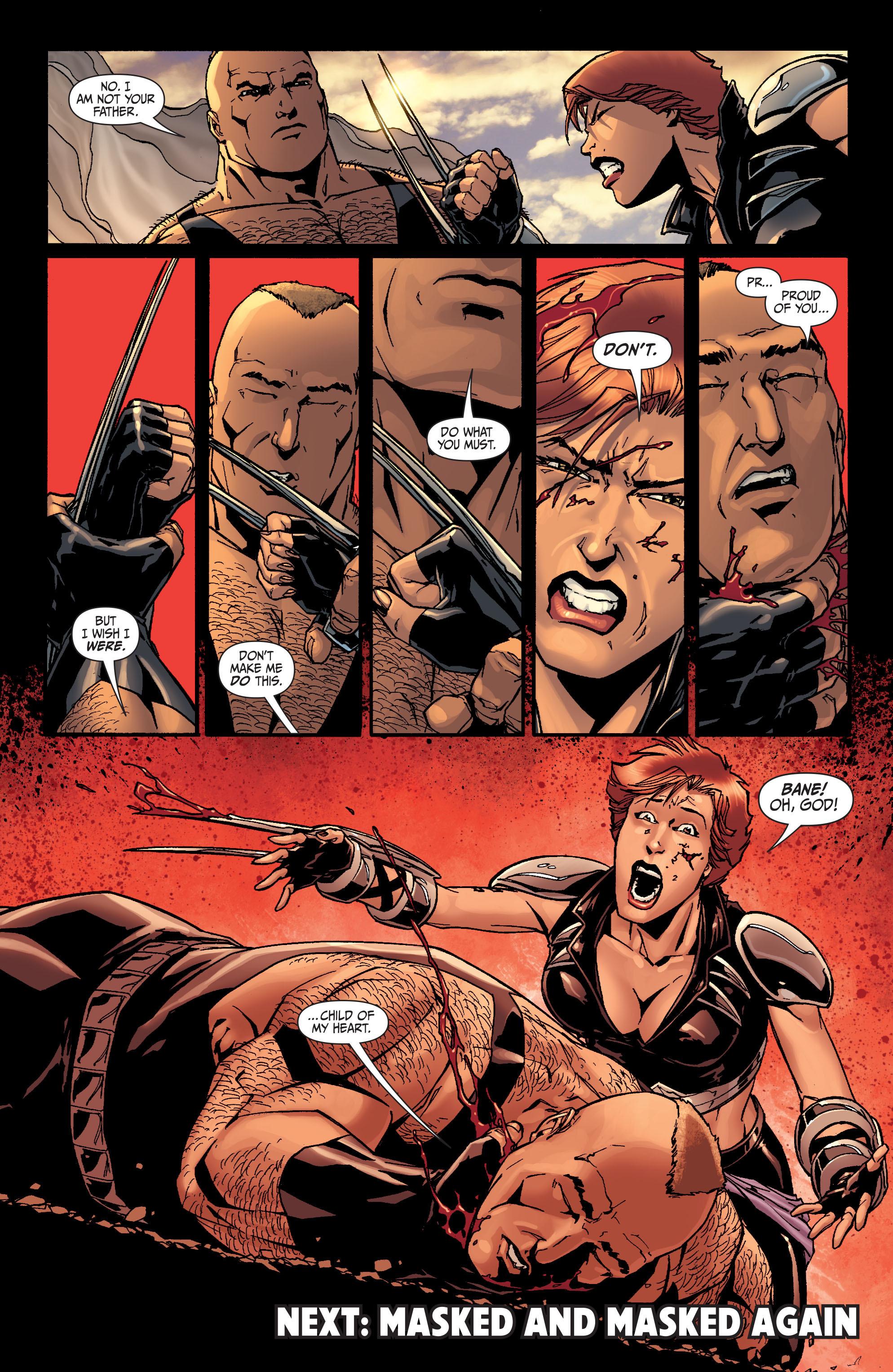 Read online Secret Six (2008) comic -  Issue #26 - 22