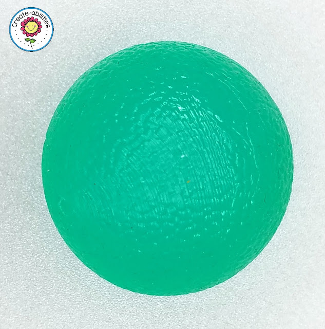massage ball fidget