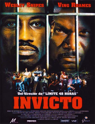 Ver Invicto (Undisputed) (2002) Online