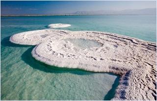ทะเลสาบเดดซี (Dead Sea)