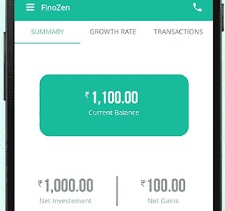 Finozen apps review