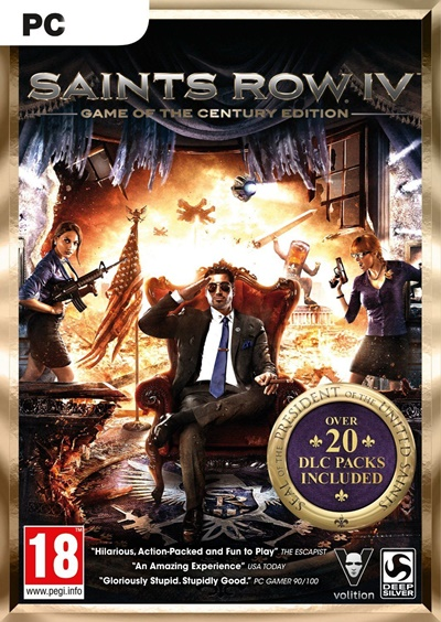 โหลดเกมส์ Saints Row IV: Game of the Century Edition