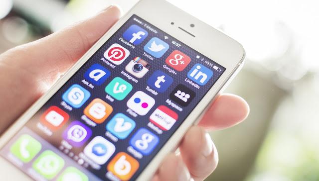 Tujuh Sosial Media Paling Populer