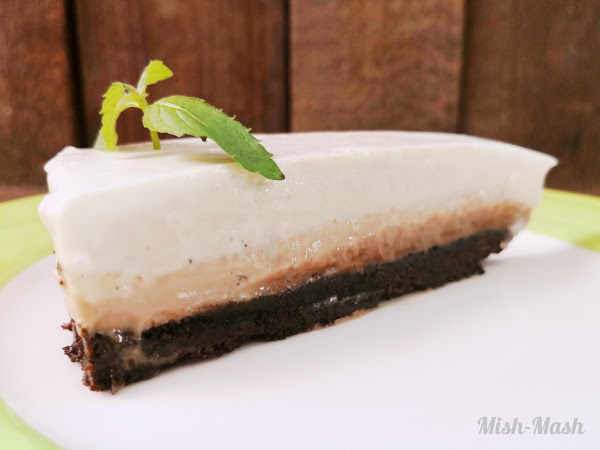 Шоколадова торта Парфе