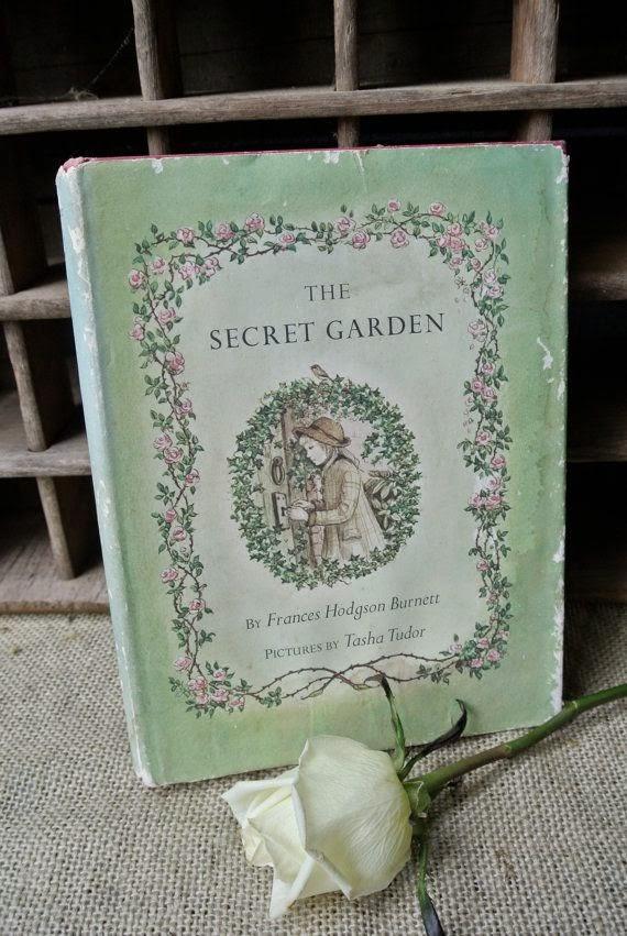 Secret garden book