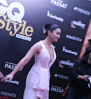 Alia Bhatt looks beautiful stunning in a Light Pink Deep neck Gown ~  Exclusive 021.jpg