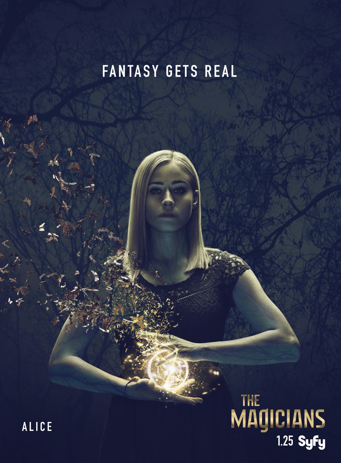 the magicians season 2 trailers clips featurette images and posters the entertainment factor. Black Bedroom Furniture Sets. Home Design Ideas