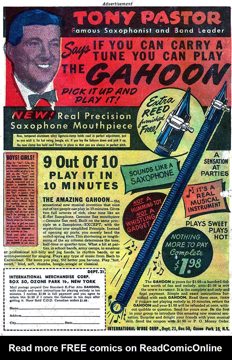 Read online All-American Comics (1939) comic -  Issue #84 - 50