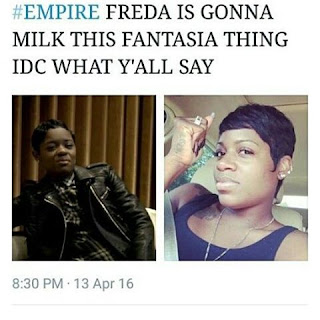 Empire Fox Freda Meme