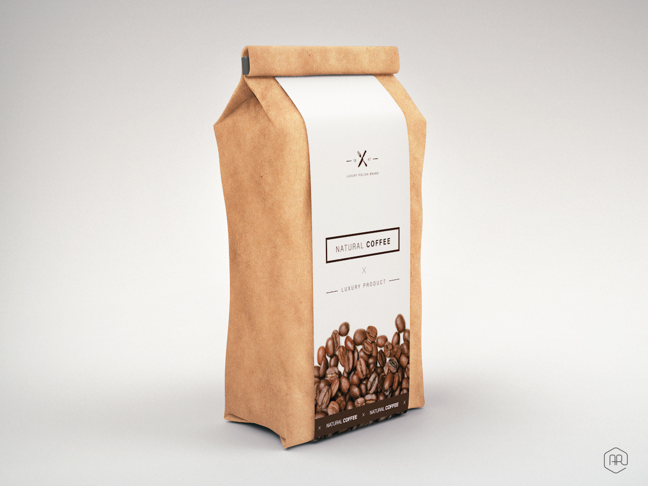 Natural Series Package (Student Project) on Packaging of ...