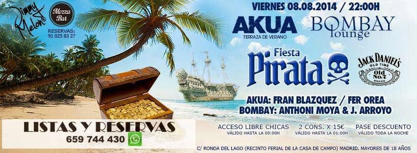 Rr Pp Discoteca Terraza Akua Madrid 659 744 430 Precio
