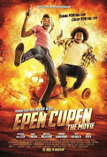 Download Film Epen Cupen: The Movie (2015) DVDRip Full Movie