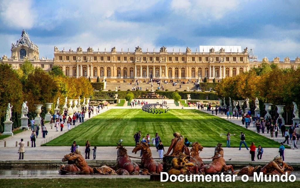 Palácio de Versalhes; Château de Versailles;