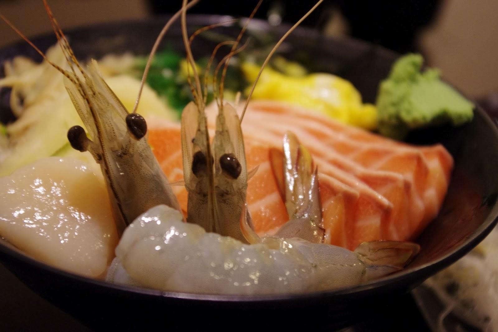 NETPP's La Vie: 【新竹】平價鮮味~築地鮮魚