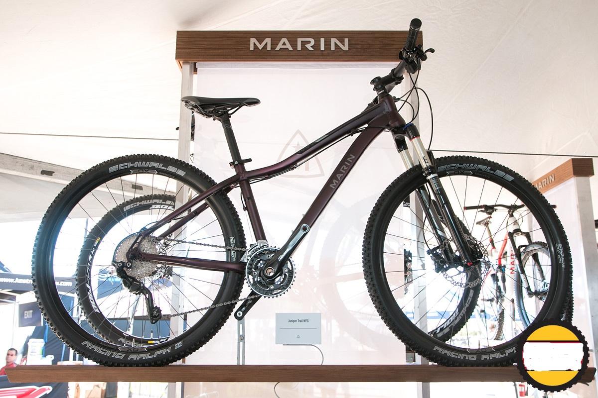 Marin MTB Hardtail XC - Serba sepeda