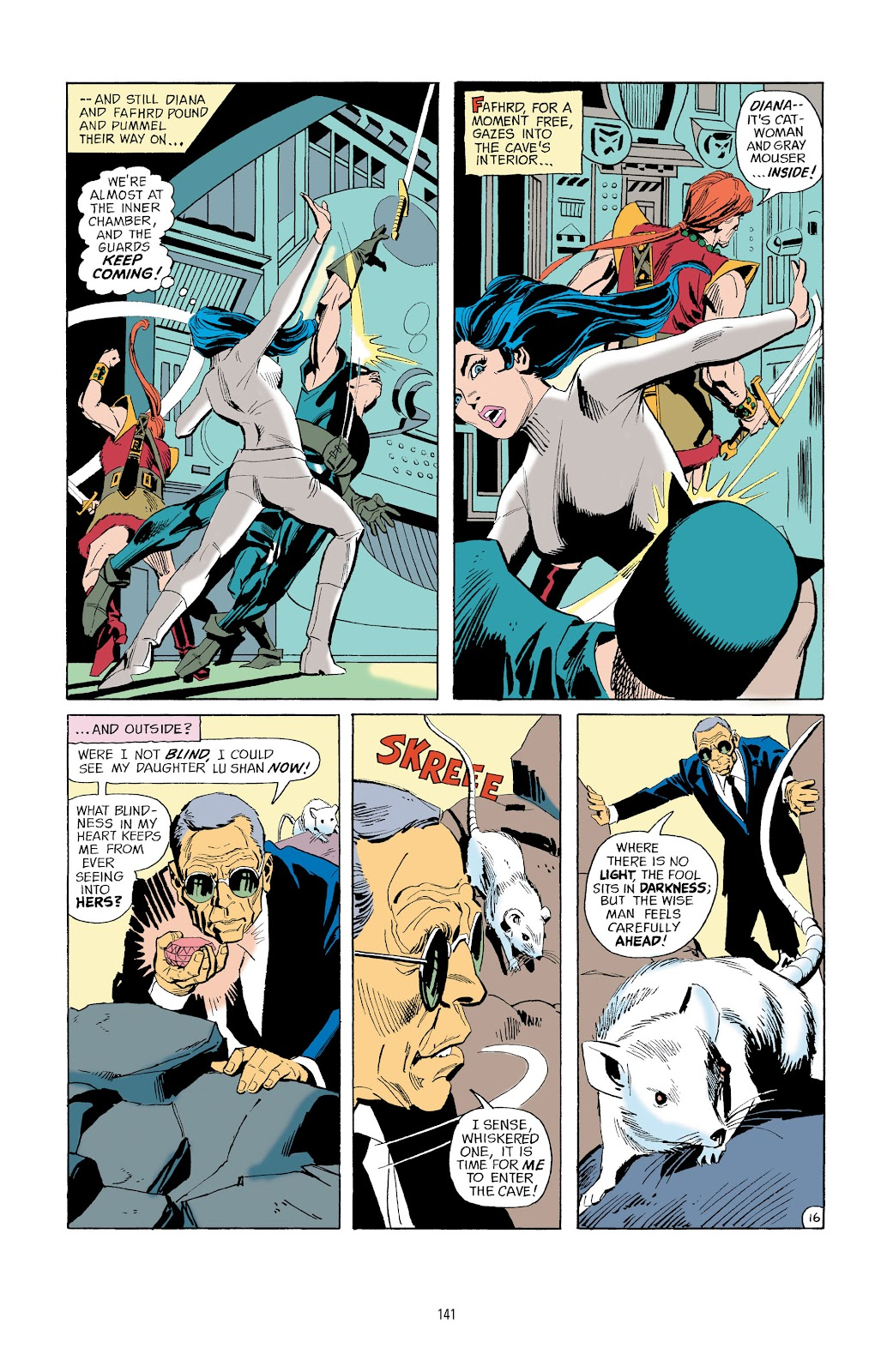 Read online Catwoman: A Celebration of 75 Years comic -  Issue # TPB (Part 2) - 42