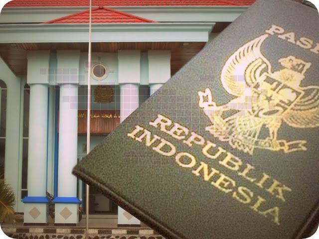Imigrasi Manokwari Antisipasi Penyalahgunaan Paspor WNA di Luar Negeri