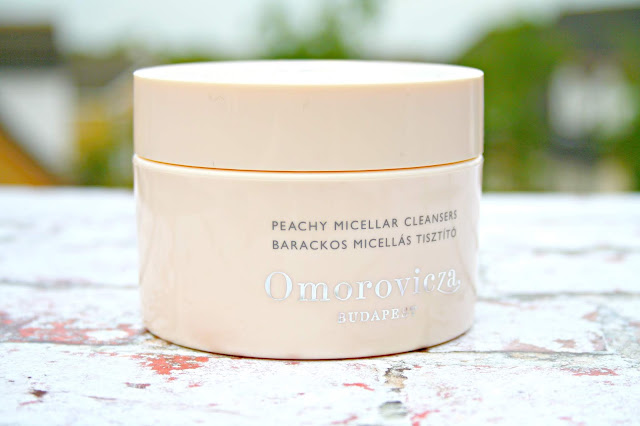 Omorovicza Peachy Miceller Cleansers