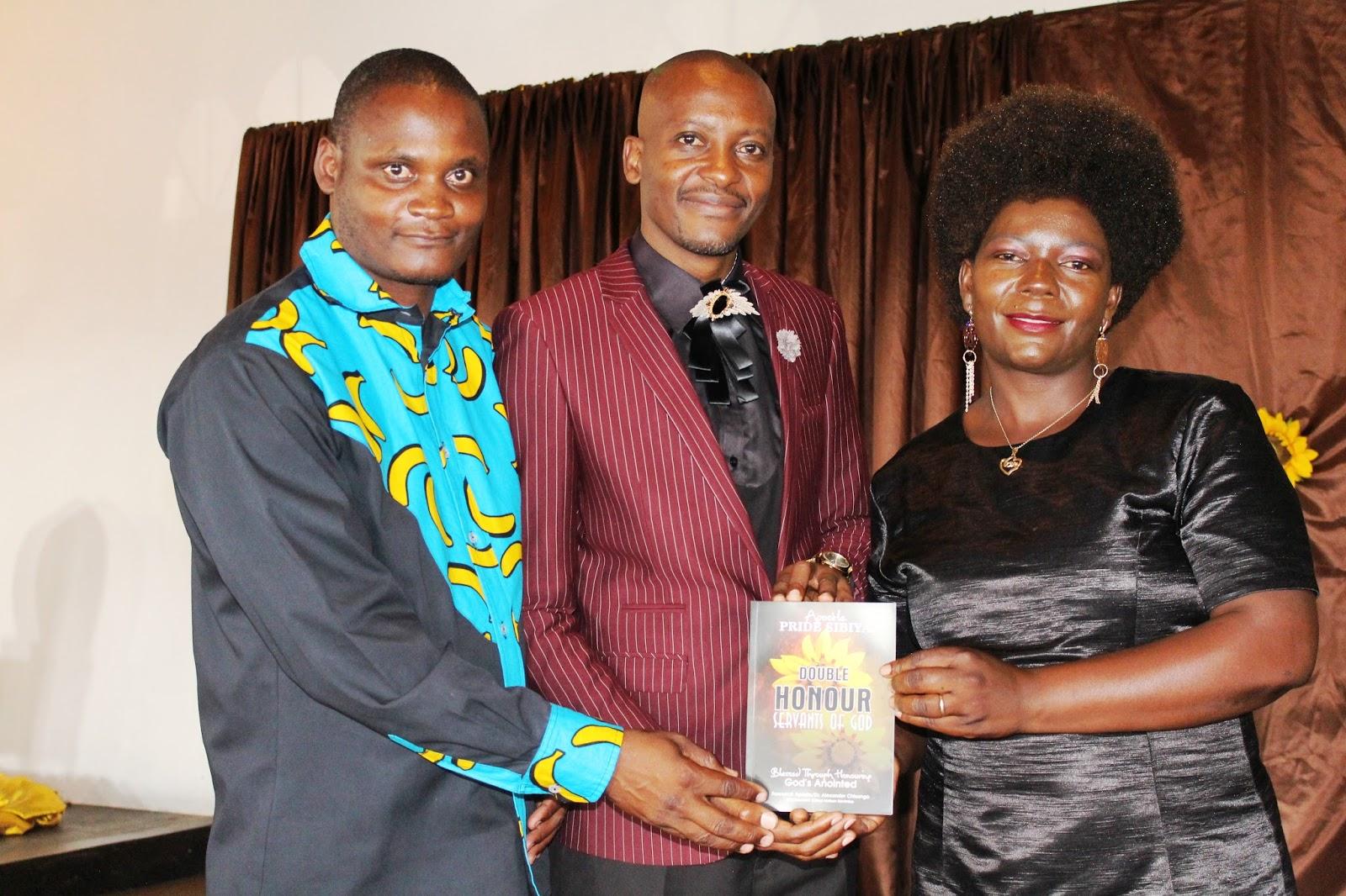God's Generals - I Testify, Apostle P. Sibiya Is A Kingdom General