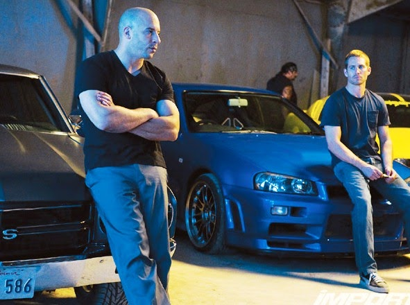 Fast And Furious Brian Oconnor Quotes Quotesgram: Nissan Skyline R34 GT-R: Fast And Furious 4 Car
