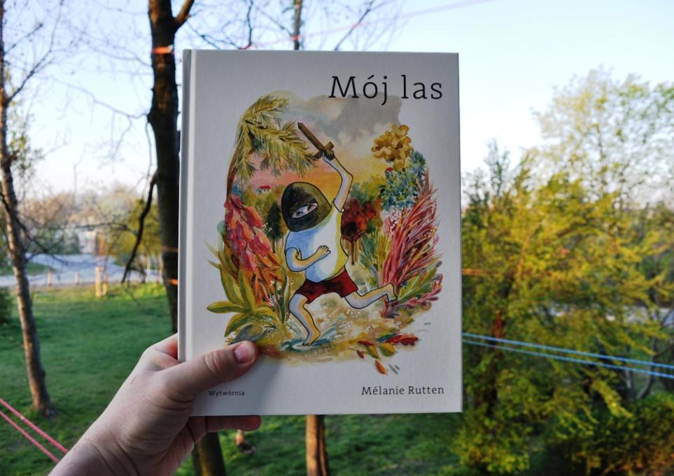 Kto Błądzi W Lesie Mój Las Tekst I Ilustracje Melanie