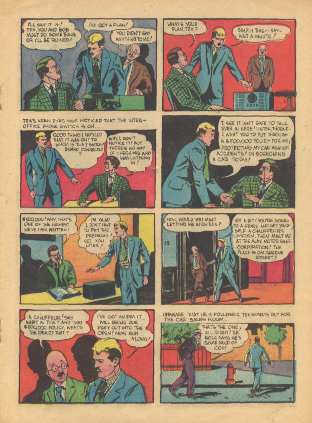 Action Comics (1938) 31 Page 40