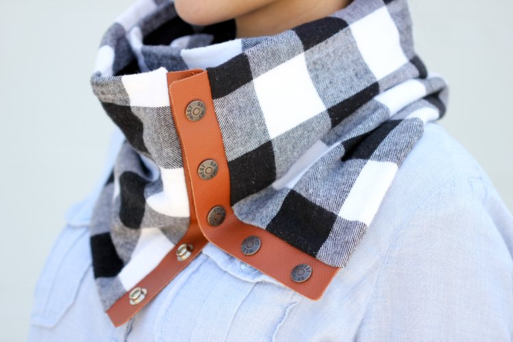 8 Free Scarf Sewing Patterns - AppleGreen Cottage