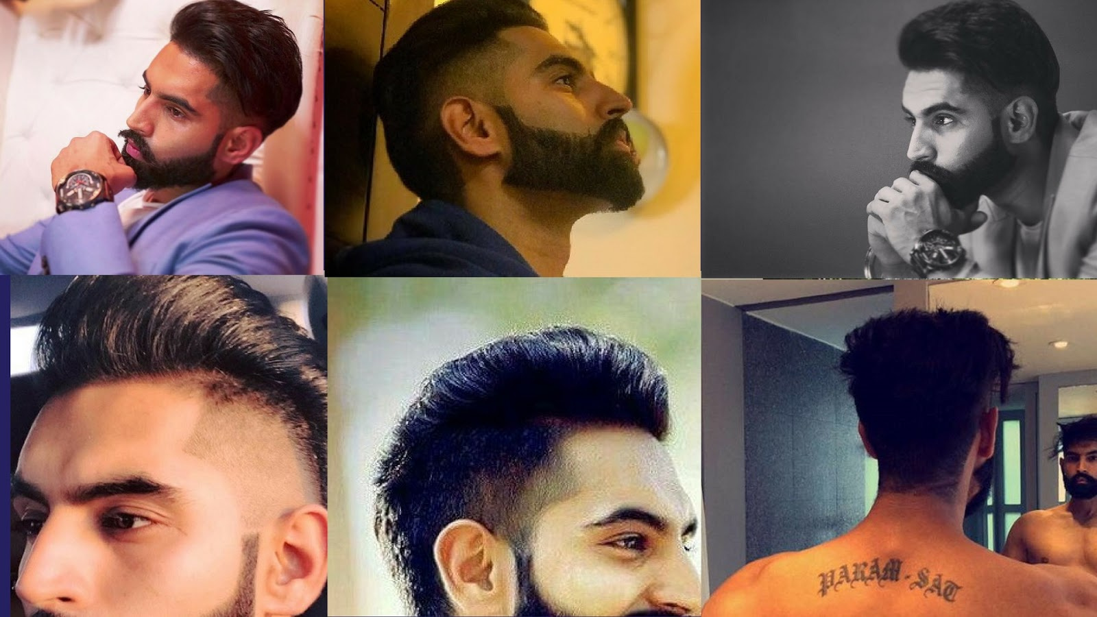 Parmish Verma Hairstyle Beard Pics Hd Clothes Brand Shoes