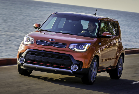 2018 Kia Soul Turbo Review